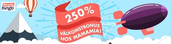 MamaMia Casino – Ny spelsajt med bra casinobonus