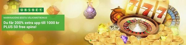 Unibet ger dig ett bra online casino i alla lägen