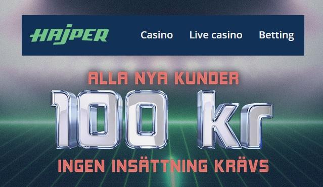 Casinobonusar januari 2021